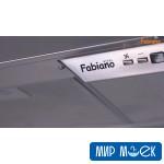 Бесшумная вытяжка Fabiano Box 90 Silence+ Inox