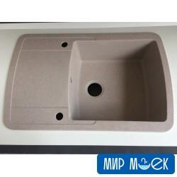 Кухонная мойка  AquaSanita  Lira SQL101AW