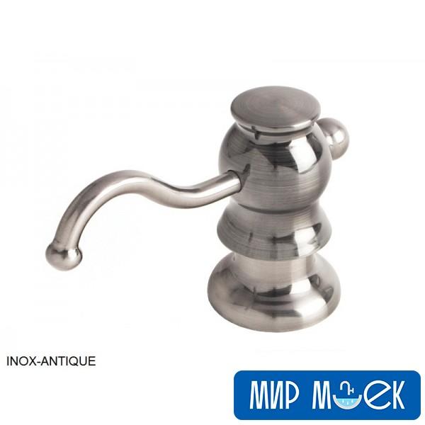 Дозатор для жидкого мыла Fabiano FAS-D 30 Inox-Antique