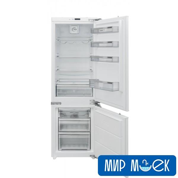 Встраиваемый холодильник Fabiano FBF 282 BN