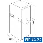 Холодильник Gunter&Hauer FN 240 B