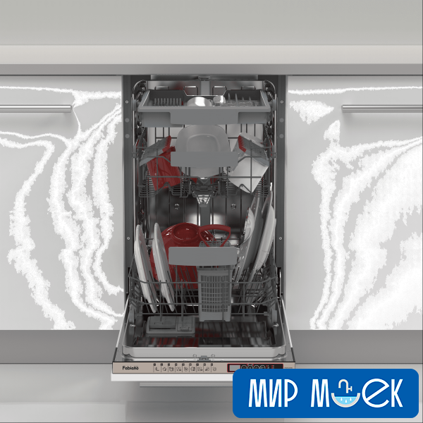 Встраиваемая посудомоечная машина Fabiano FBDW 8410
