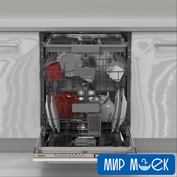 Встраиваемая посудомоечная машина Fabiano FBDW 9615