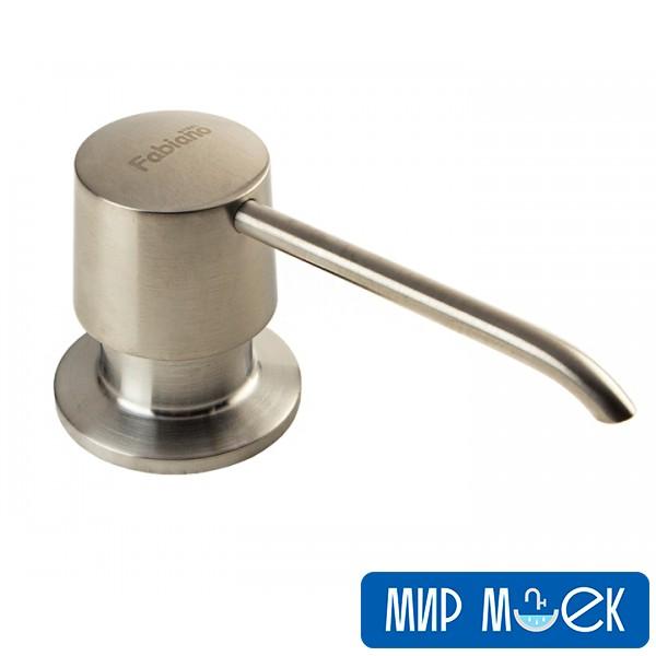 Дозатор для жидкого мыла Fabiano FAS-D 38 Inox